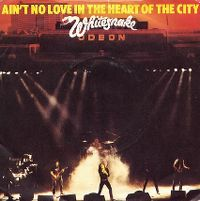 Cover Whitesnake - Ain't No Love In The Heart Of The City [Live]